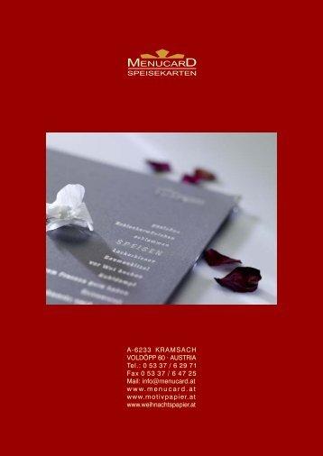 Katalog 2016 Komplett neu