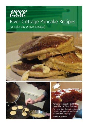 River Cottage Pancake Recipes