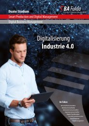 Digitalisierung - Industrie 4.0