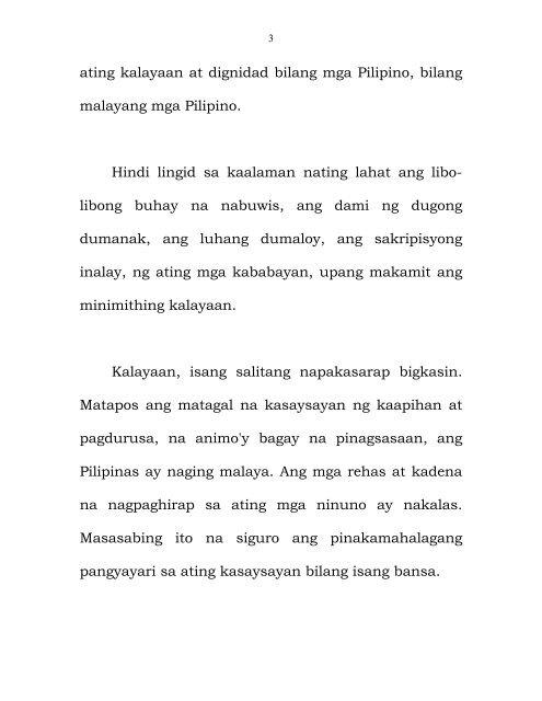 2 Pilipinas sa kamay ng b