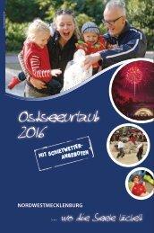 Urlaubskatalog Ostseeurlaub 2016