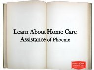 Learn About Home Care Assistance of Phoenix