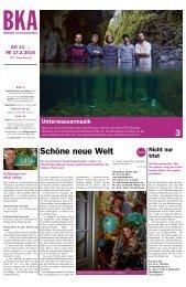 Berner Kulturagenda 2016 N° 05