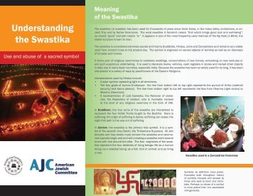 Understanding the Swastika - Chinmaya Mission Washington ...