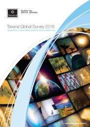 Taxand Global Survey 2015