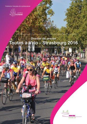Toutes à Vélo - Strasbourg 2016