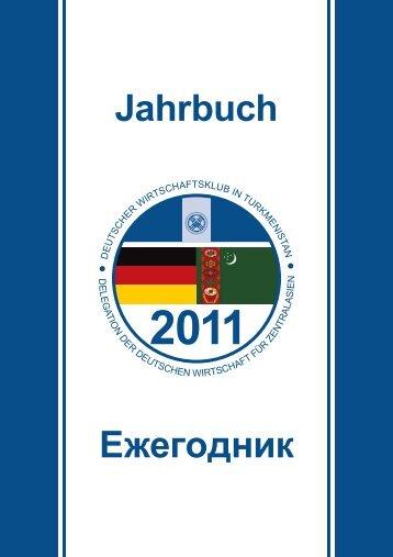 Turkmenistan - AHK Zentralasien - AHKs