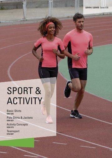 Sport Textilien
