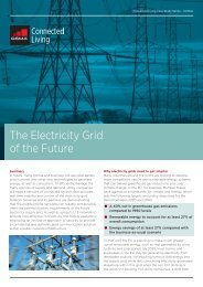 The Electricity Grid of the Future