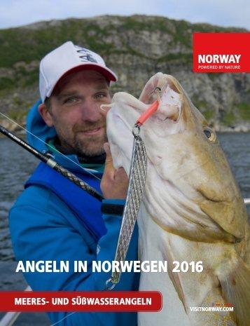 ANGELN IN NORWEGEN 2016