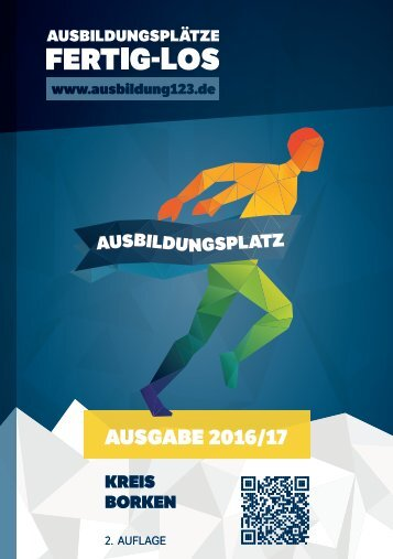 AUSBILDUNGSPLÄTZE - FERTIG - LOS | Kreis Borken | Ausgabe 2016/17