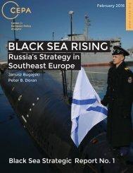 BLACK SEA RISING