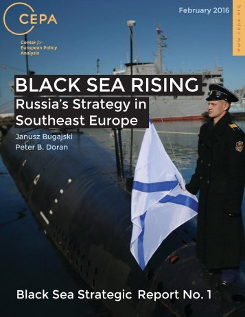 BLACK SEA RISING