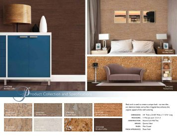 Harris Cork Wall Brochure
