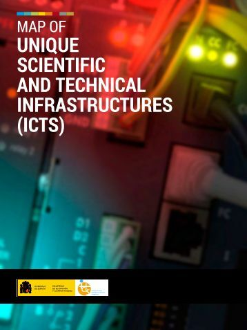unique scientific and technical infrastructures (ICTS)