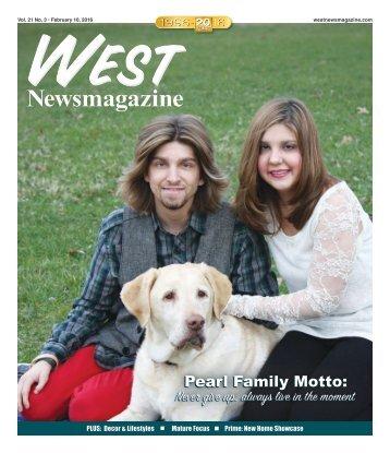 West Newsmagazine 2/10/16