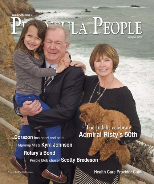 Peninsula People January 2016