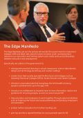 The Edge Foundation Annual Review 2015 / 2016 - Page 6