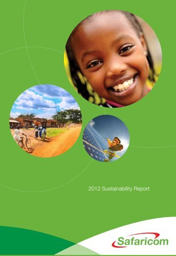 Sustainability Performance: At a glance (31 March 2012) - Safaricom