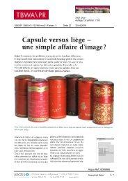 Capsule versus 1lige-