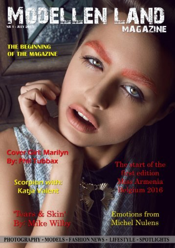 Modellenland Magazine Issue1 (Juli 2015)