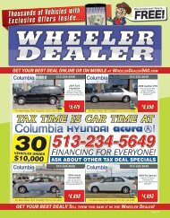 Wheeler Dealer Issue 07, 2016