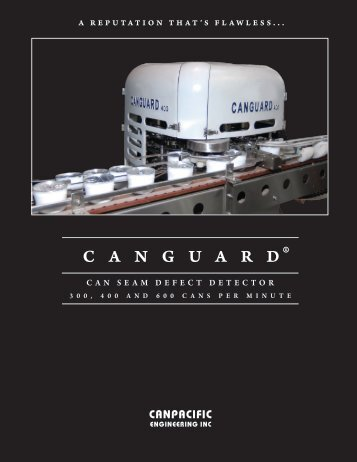 C A N G U A R D - Canpacific Engineering Inc.