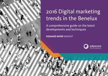 trends in the Benelux