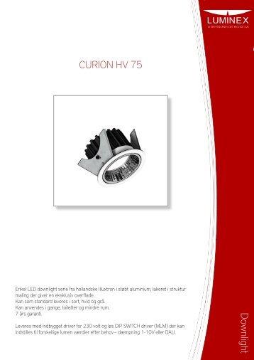 CURION 75 HV