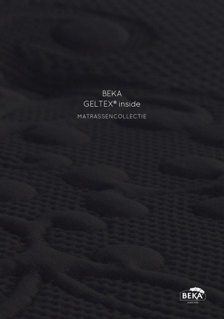 Lattoflex Geltex inside