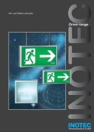 Orion range - Lumentron Electronic Kft.