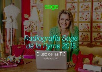 Radiografía Sage de la Pyme 2015