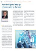 Cybercrime Cybersecurity Cyberdefence in Europe - Page 6