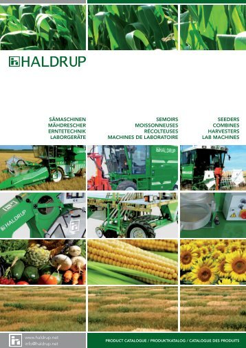 haldrup katalog 2012
