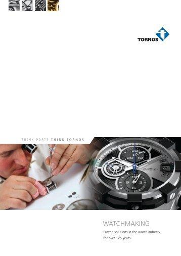Tornos Watchmaking