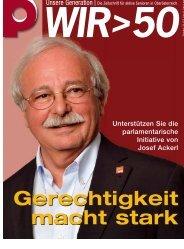 Gerechtigkeit macht stark - Pensionistenverband Oberösterreich