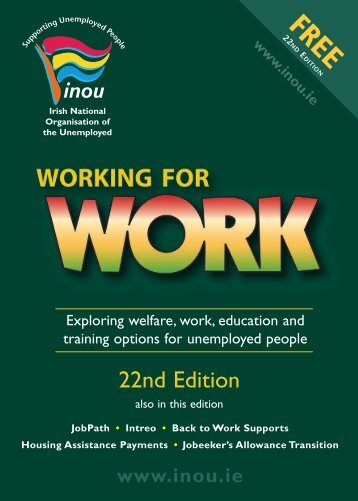 Working for Work 2015-2016