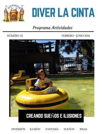 Diver La Cinta Magazine Nº1
