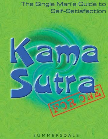 Kama Sutra for One - eBook.pmd - Nexto.pl