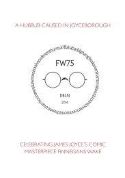 FW75 Programme 2014