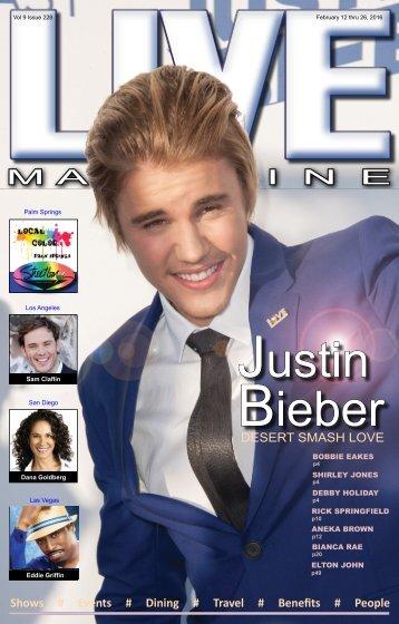 LIVE Magazine #228 February 12 thru 29