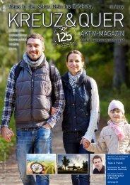 Kreuz & Quer Ausgabe 01/2016