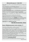 Vereinsmitteilungen 1/2012 - TSV Fichte Hagen 1863 e.V. - Page 5