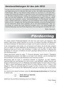 Vereinsmitteilungen 1/2012 - TSV Fichte Hagen 1863 e.V. - Page 7