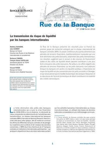 Rue Banque