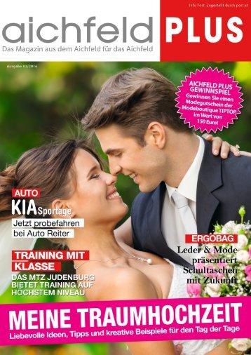 Aichfeld Plus Magazin Februar 2016
