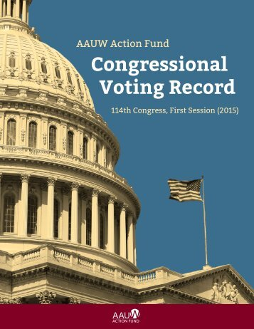 Congressional Voting Record
