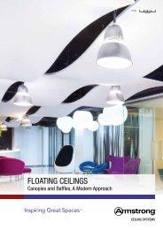 FLOATING CEILINGS