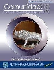 13 Congreso Anual de AMVEC