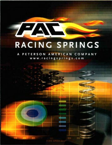 products engine valve springs